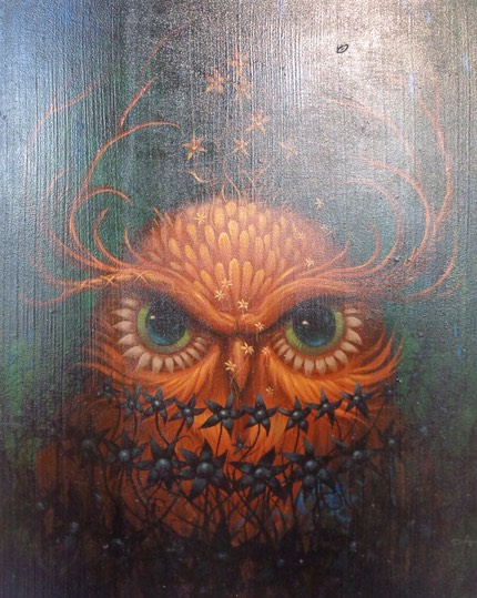 «Night Owl» de Jeff Soto
